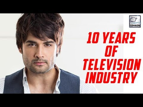 Vivian Dsena Completes 10 Years In Television Industry