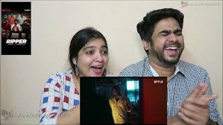 Ripper - The Wanted Killer ft. Karikku| Reaction 🤣 🤣🤣 a Thriller & Comedy Fun