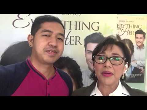 Vilma Santos 'Darna' Interview with Rocky