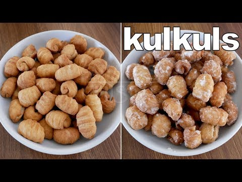 Kulkuls Recipe | Goan Christmas Sweet