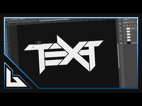 Tutorial: Text Logos (Photoshop!)