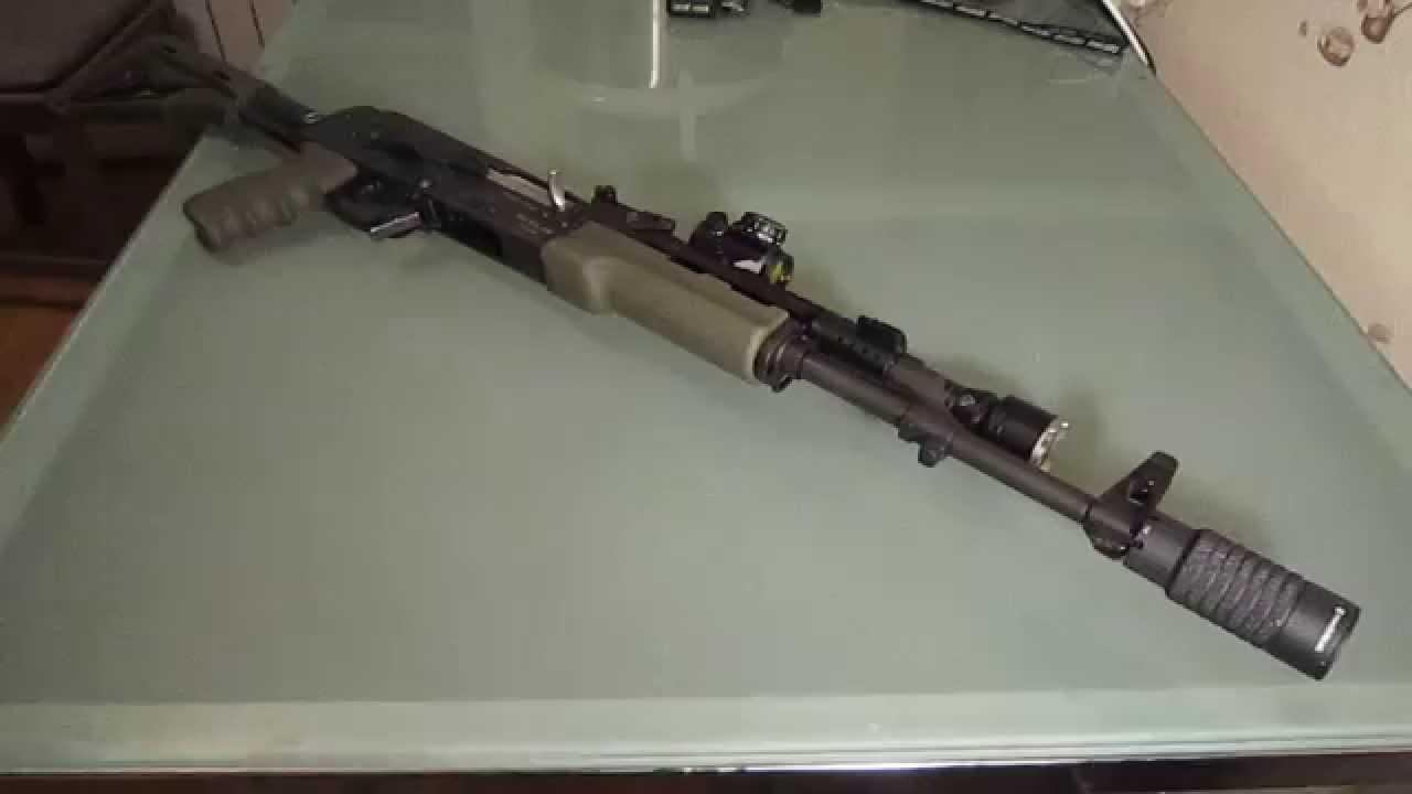 Обзор магазина Tapco AK-47, 7.62x39 мм, 30 патронов - YouTube
