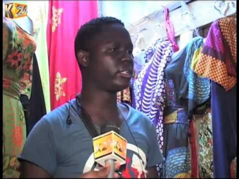 Biashara Ya Nguo, Vipodozi Na Vyakula Yanoga Mombasa Kufuatia Maandalizi Ya Idd Ul Fitr