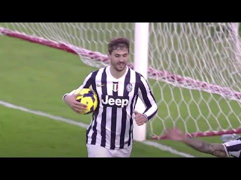 Cagliari-Juventus 1-4  12/01/2014   The Highlights