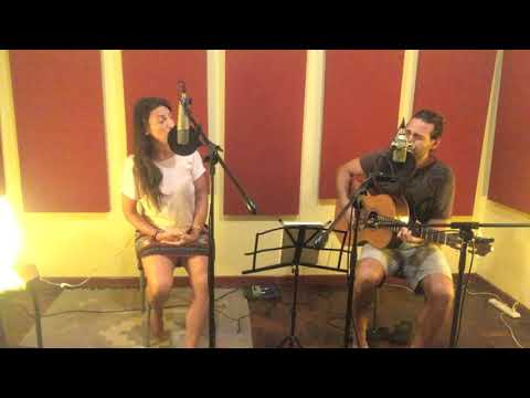 Stefanie Tschernuth Ft. Lucho Felice - Used Somebody Cover (Kings Of Leon) Estudio La Nube