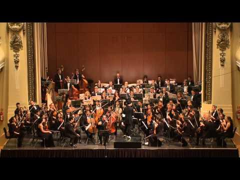 Verdi Berlioz Ljubljana International Orchestra (BSA)