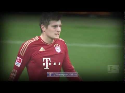 Toni Kroos - Dawn of a Golden Generation ● Highlights: 2009-2012 ● Bayern Munich