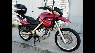 BMW F650GS ABS HOTGRIPS - 2000