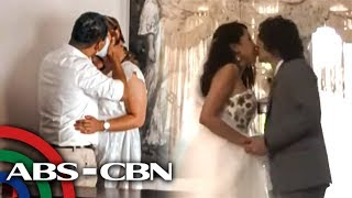 Feeling loved sa ECQ Wedding | Rated K