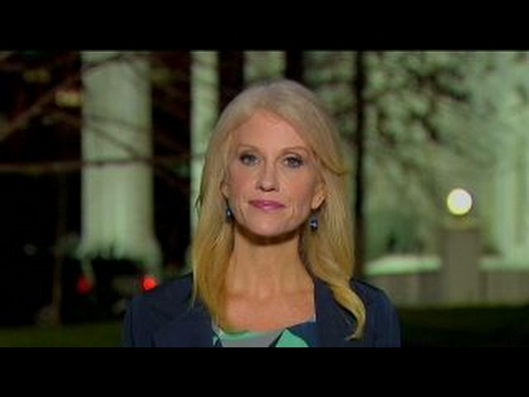 Kellyanne Conway on the court battle over Trump's exec. order on immigration