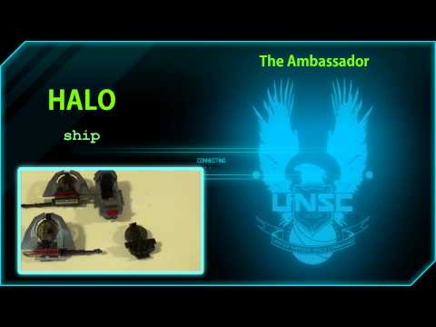 United Nations Space Command - Halo Nation (Lego)