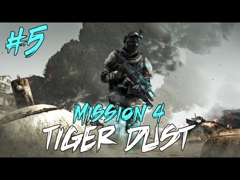 "★ Ghost Recon: Future Soldier Walkthrough - Part 5 (Mission 4) ""Tiger Dust"""