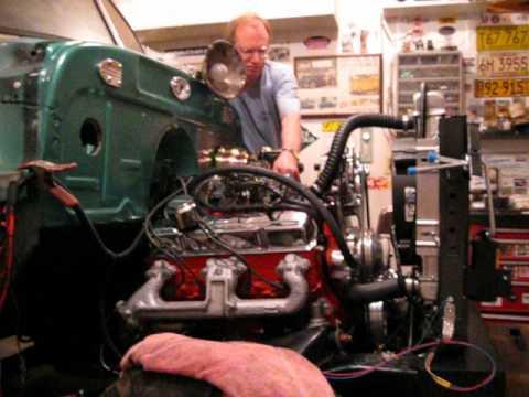 52 Chevrolet Truck S10 Frame 350 V8 Youtube