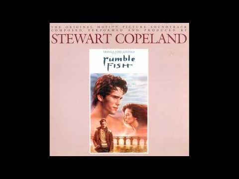 Rumble Fish OST:  Brothers On Wheels (Stewart Copeland)