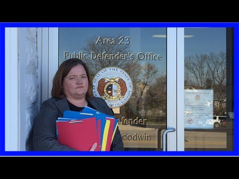 Lawyers for poor in missouri juggle fear with caseload