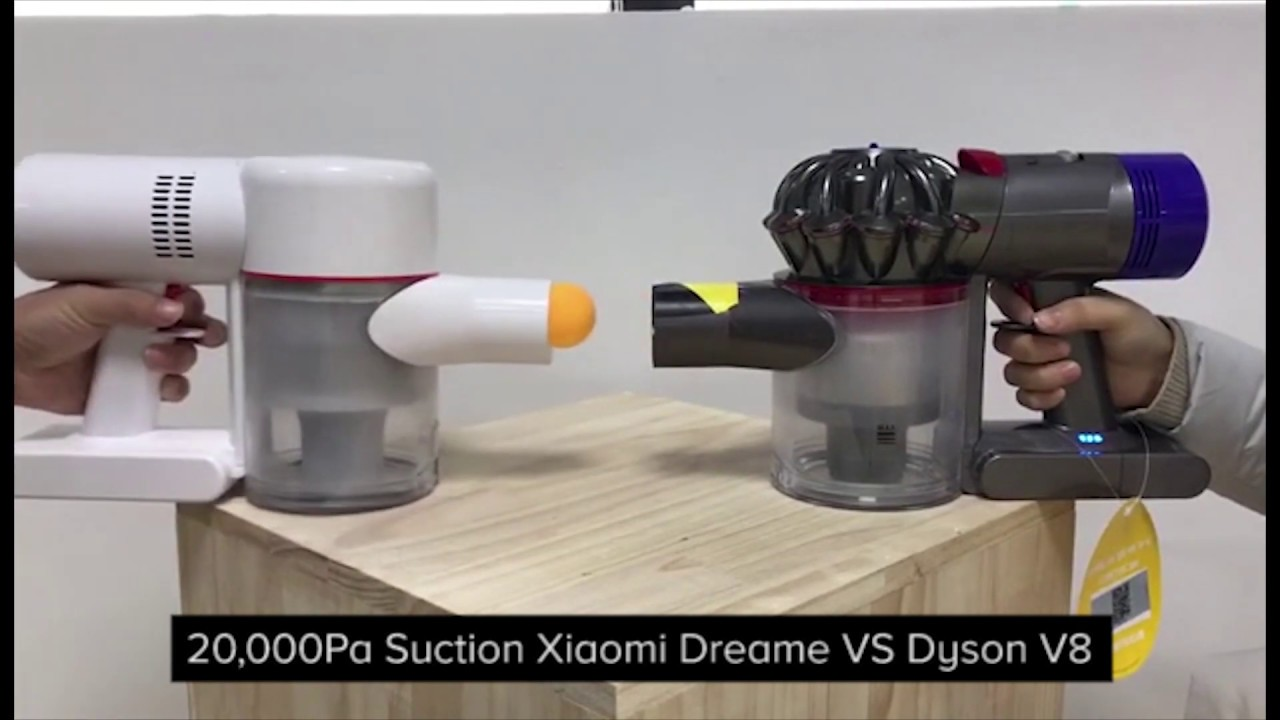 Dreame v9 vs dyson v11 which dyson vacuum cleaner is the best