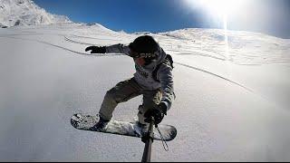 La Tania Ski Season 2015 | GoPro 4 (HD)