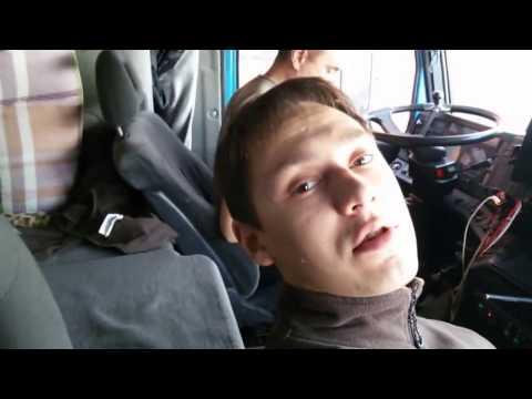Заводоуковск - Барнаул - Тюмень, Трактор К700А. #2