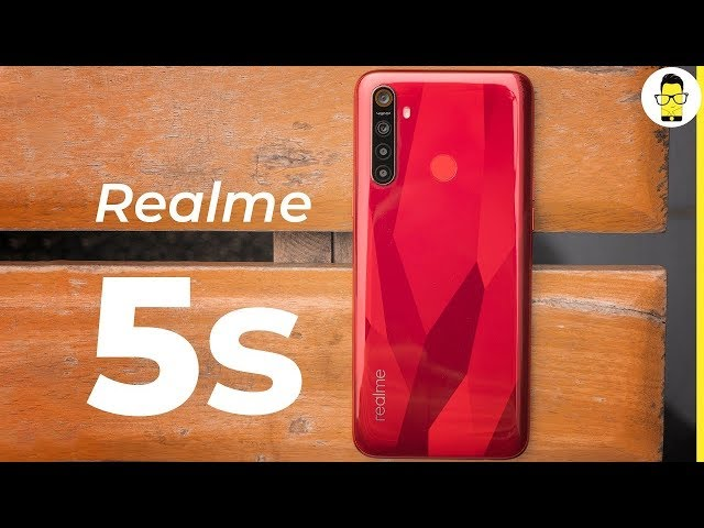 Realme 5s review: best smartphone under Rs. 10,000? | comparison with Redmi Note 8