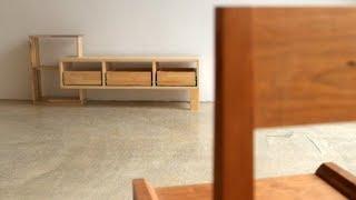 Make a simple tv cabinet _ 심플 …