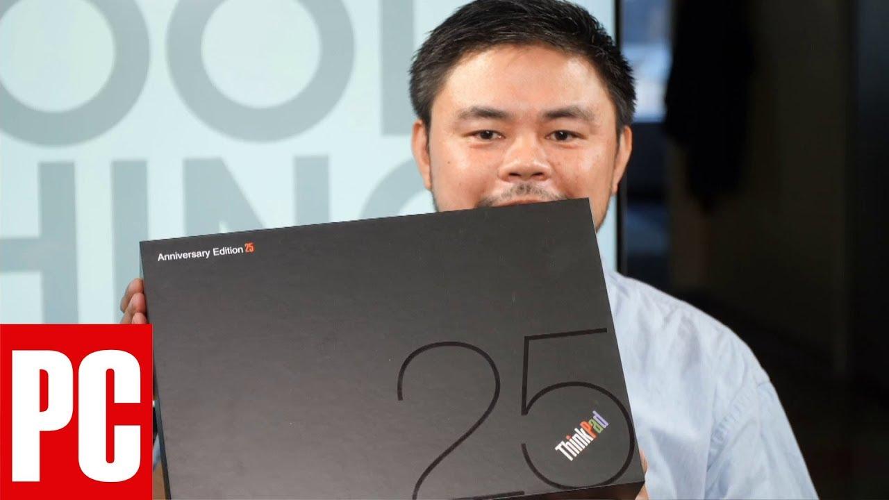 Lenovo ThinkPad 25 Anniversary Edition: One Cool Thing