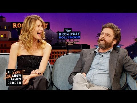 Download Youtube: Laura Dern Tells As Much She Can About Star Wars