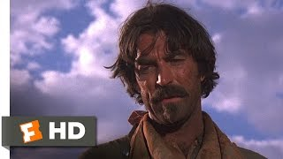 Quigley Down Under (9/11) Movie CLIP - Quigley Wins the Duel (1990) HD