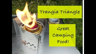 Trangia Triangle, Excellent Camṗing Food and a Walk in the Dales.