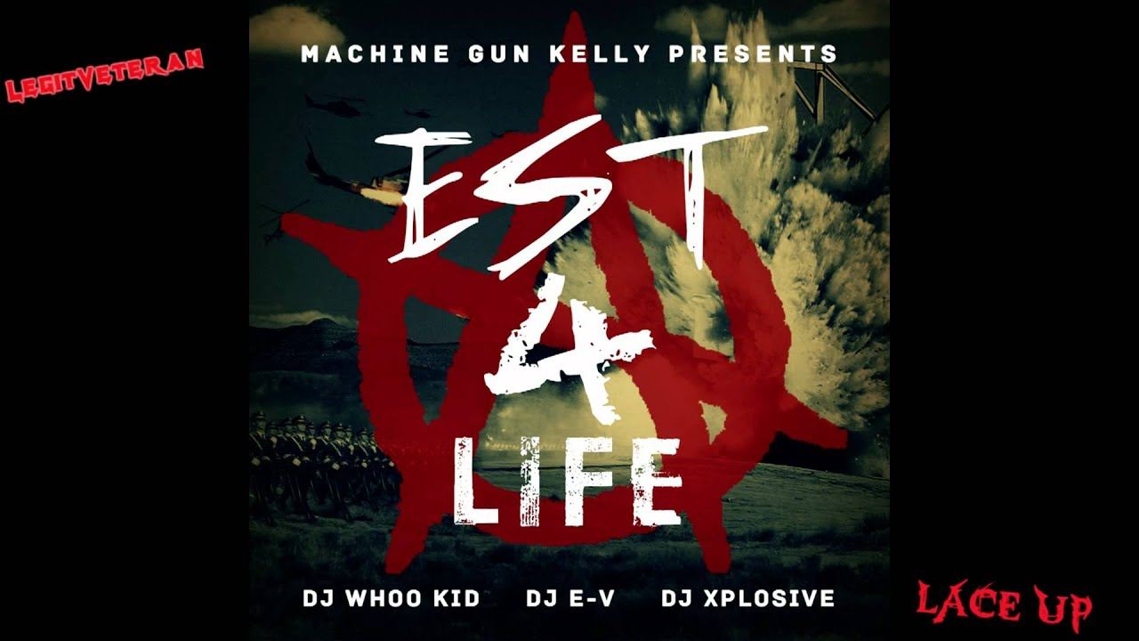 Machine Gun Kelly Letter To My Fans Est 4 Life Mixtape Hd Youtube
