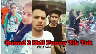 Round 2 Hell Funny Clips Collection -Tik Tok Musically