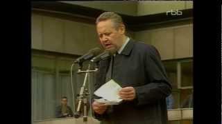 Demo Alex 04.11.1989 14 Günter Schabowski