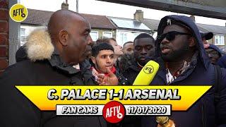 Crystal Palace 1-1 Arsenal | I'm Praying Torreira's Injury Isn't Serious! (Kelechi)