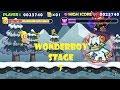 WonderBoy Returns Stage 7