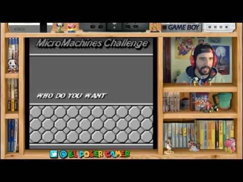 Game Boy en DIRECTO