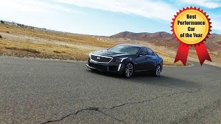 2017 Cadillac CTS-V: A Wolf In Fancy Suit