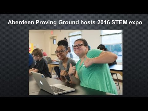 ARL News Bytes: APG hosts 2016 STEM expo