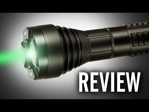 Wicked Lasers 10x Beam Expander Review Youtube