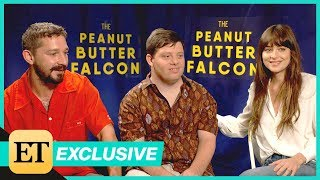 Shia LaBeouf on Even Stevens and Filming Peanut Butter Falcon (Full Interview)