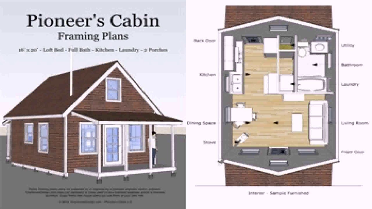Tiny House Floor Plans 12x16 Gif Maker Daddygif See