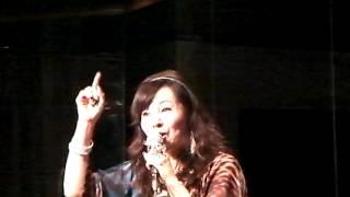 千葉の勝田台で「安西マリア」のショーがあり、仲間と応援に行きました...
