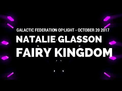 Self Realisation Blueprint - Fairy Kingdom - Natalie Glasson October-20-2017