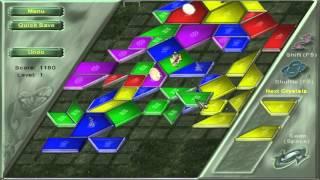 Bermain game (cristal patch)