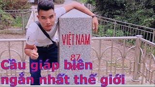 DTVN - Sự khác biệt giữa cột mốc VIỆT NAM và TRUNG QUỐC
