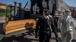 Катастрофа в Италии. Россия спасает страну из ада
