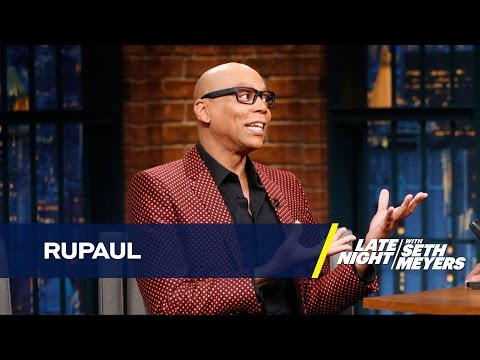 RuPaul Lives for Prostitutes