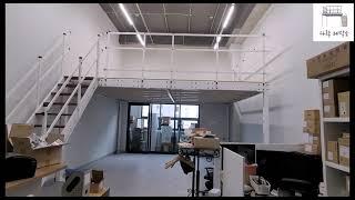 복층공사 - 물류사무실