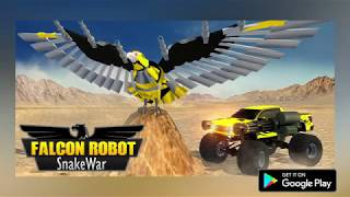 Robot Snake VS Falcon Game Transforming Robot Wars | Most Anticipated Game of 2018