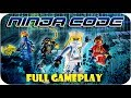 Ninjago Ninja Code Full Gameplay - Cartoon Network Oyunları