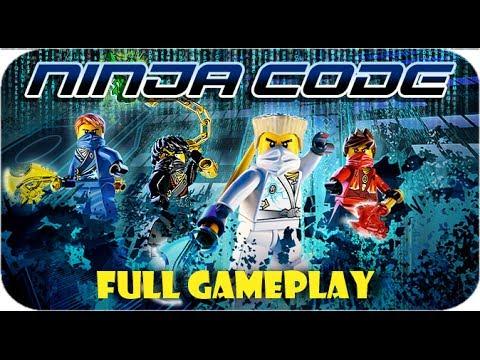 Ninjago Ninja Code Full Gameplay - Cartoon Network ...