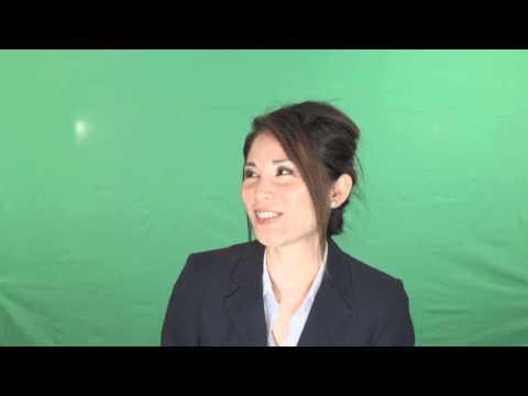 Behind the Scenes: Josie Lee between takes